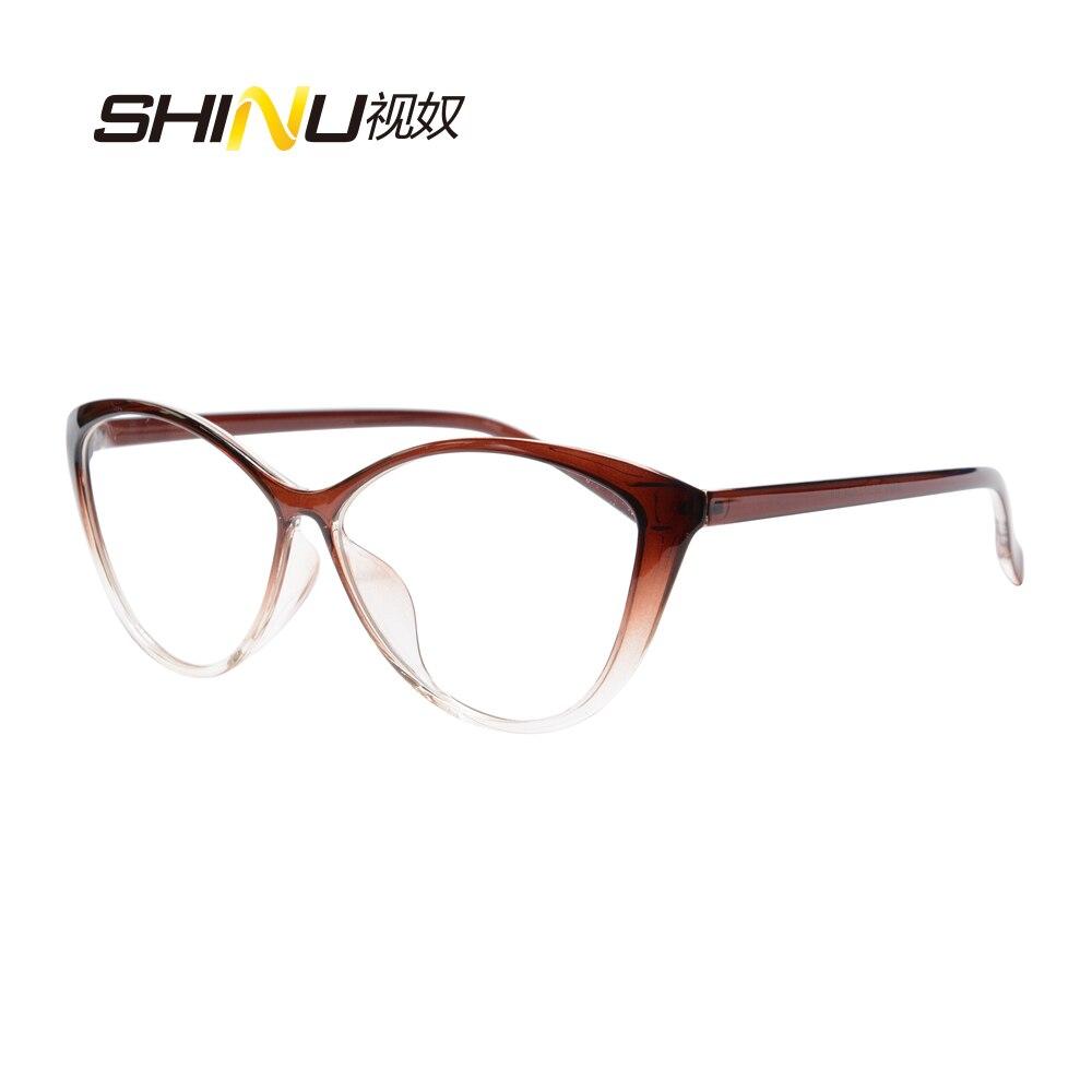 Bekleidung Zubehör Kompetent Frauen Cat Eye Brillen Customized Rezept Lesebrille Myopie Presbyopie Brillen Dioptrien Brille Weibliche Reader Weich Und Leicht