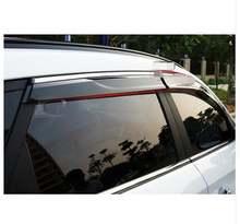4 шт/лот автомобильный Стайлинг навесы аксессуары защита от