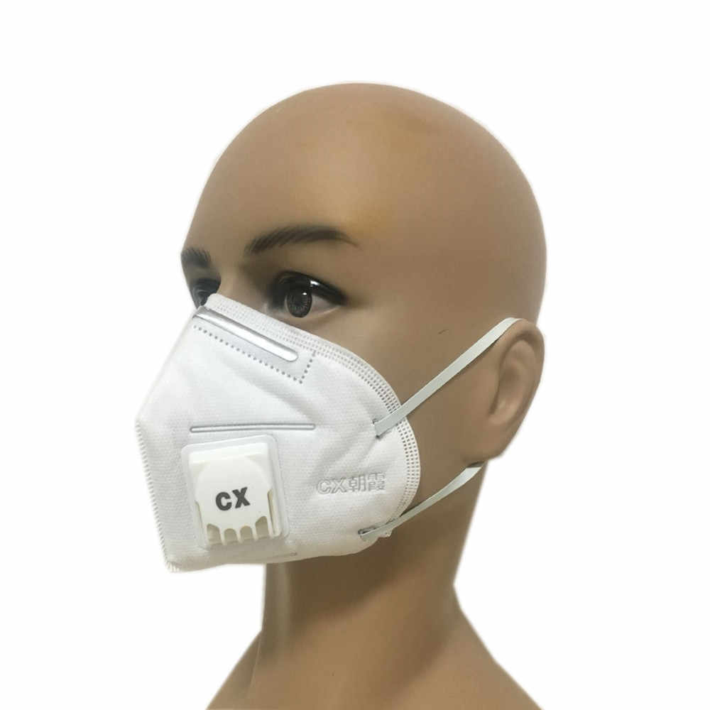N95 Dust n95 Face Respirator Safety Mask Disposable