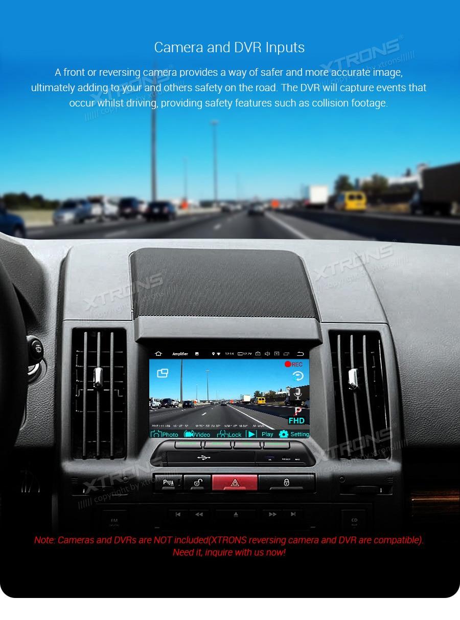 "Discount 7"" Android 9.0  Car Multimedia Navigation GPS radio for Land Rover Freelander 2 2006 2007 2008 2009 2010 2012 2013 2014 (L359) 18"