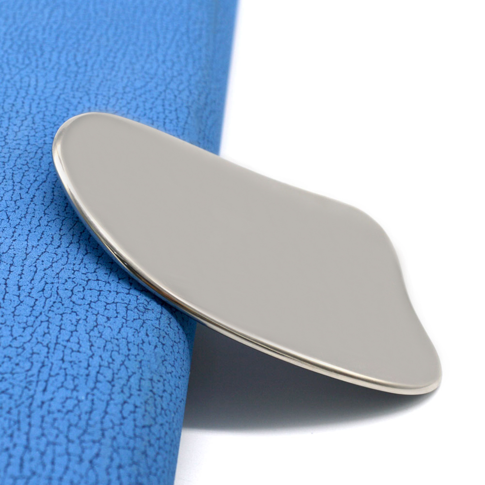 Titanium Gua Sha Board Body Massager Guasha Tools For Scraping Pain Relieve Anti Stress For Health Care