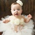Princesa Pequeño 3 Unidades Set Bebé Tutúes de La Falda Del Tutú de Las Colmenas con Diadema y Superior Tutú Recién Nacido Niña Apoyos de la Foto del Traje TS068