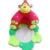 Poltrona Assento Aconchegante Newbron Bebê esteira Do Jogo Jogo Dos Desenhos Animados da criança Portátil Cadeira Crianças Sofá Almofada Transat 3 Estilos S3004