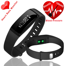 New smart band Watch Blood Pressure Bracelets Smart Wristband Heart Rate Monitor Fitness Tracker Smartband For iOS Android xaomi