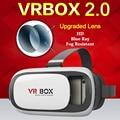 Google картон 2.0 Вновь Вводимых Модернизированных VR КОРОБКА Близорукость Пользователя Поддержки Взрослых Применимо Гарнитура 3D Очки + Bluetooth Беспроводной Геймпад