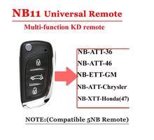 1 шт. универсальный пульт дистанционного NB-серия для URG200 KD900 +, KEYDIY пульт дистанционного управления для NB11 ATT-36-3B