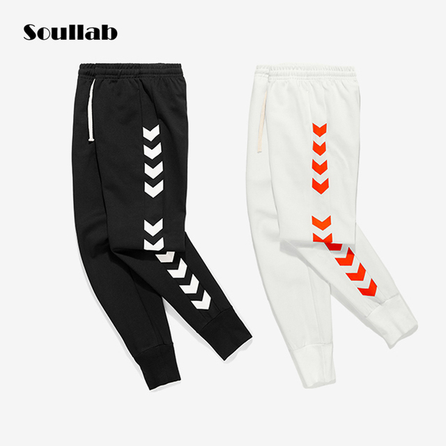 3ebea61b08aa black white old school men bottom jogger track pants vintage side stripe  trousers street style chic fashion women boy runway sho