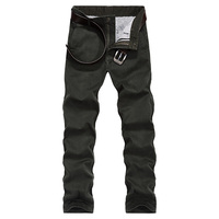 Casual mens pants brand AFS JEEP tactical pants pantalones hombre cotton straight army cargo pants overalls men plus size 44