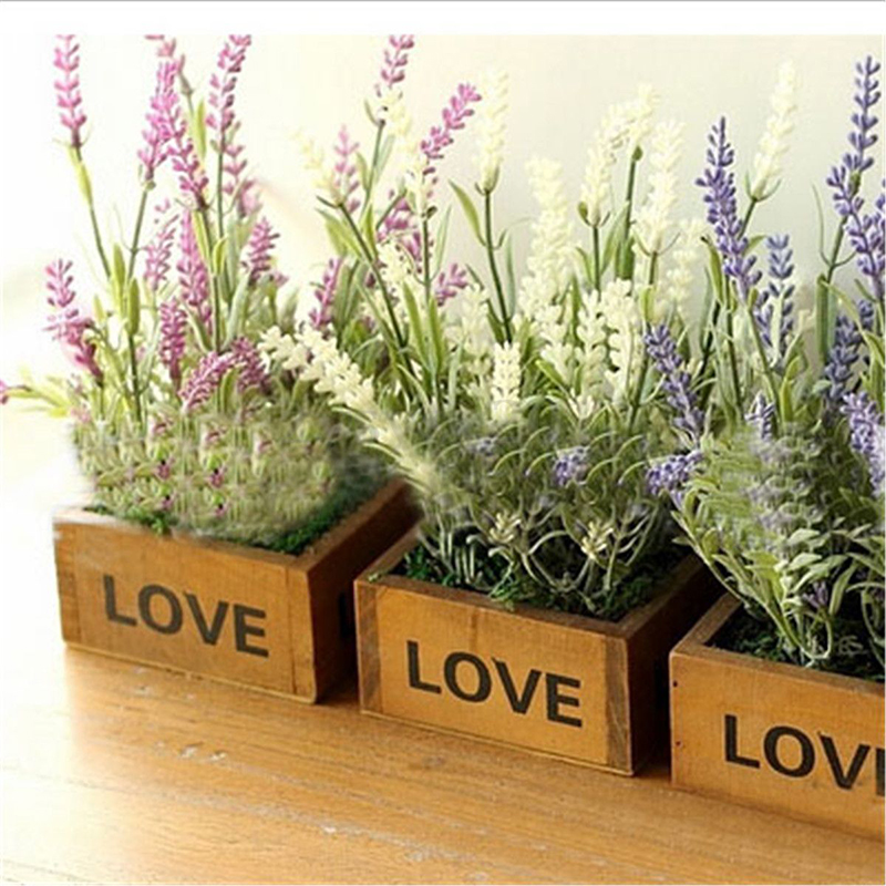 Herb Boxes For Kitchen Part - 34: Aliexpress.com : Buy Rustic Kitchen Window Wooden Herb Box Planter Garden  Kit Plant Seeds Flower Pot From Reliable Flower Pot Suppliers On Hui Room