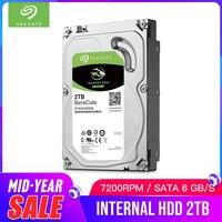 Seagate 1TB 2TB 3TB 4TB 6TB 8TB 10TB 12TB Desktop HDD Internal Hard Disk Drive 3.5'' 5400 RPM SATA 6Gb/s Hard Drive For Computer 2
