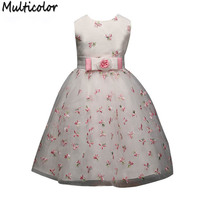 Cool Design Flower Children Girls Princess Children Dress Princess Brand Spring For Girl S Kids Children