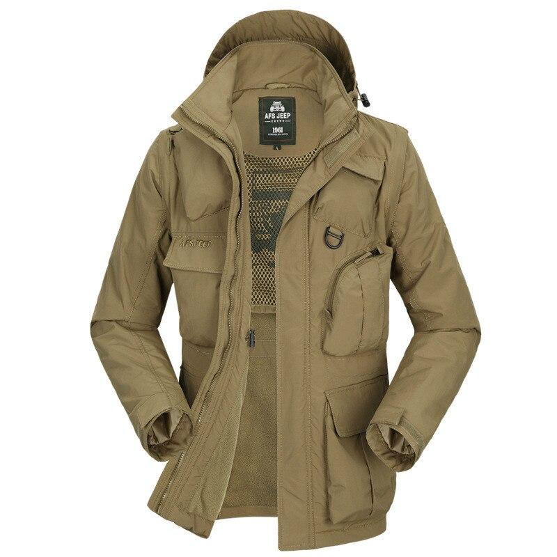 гор-текс куртка мужчины водонепроницаемый с доставкой в Россию