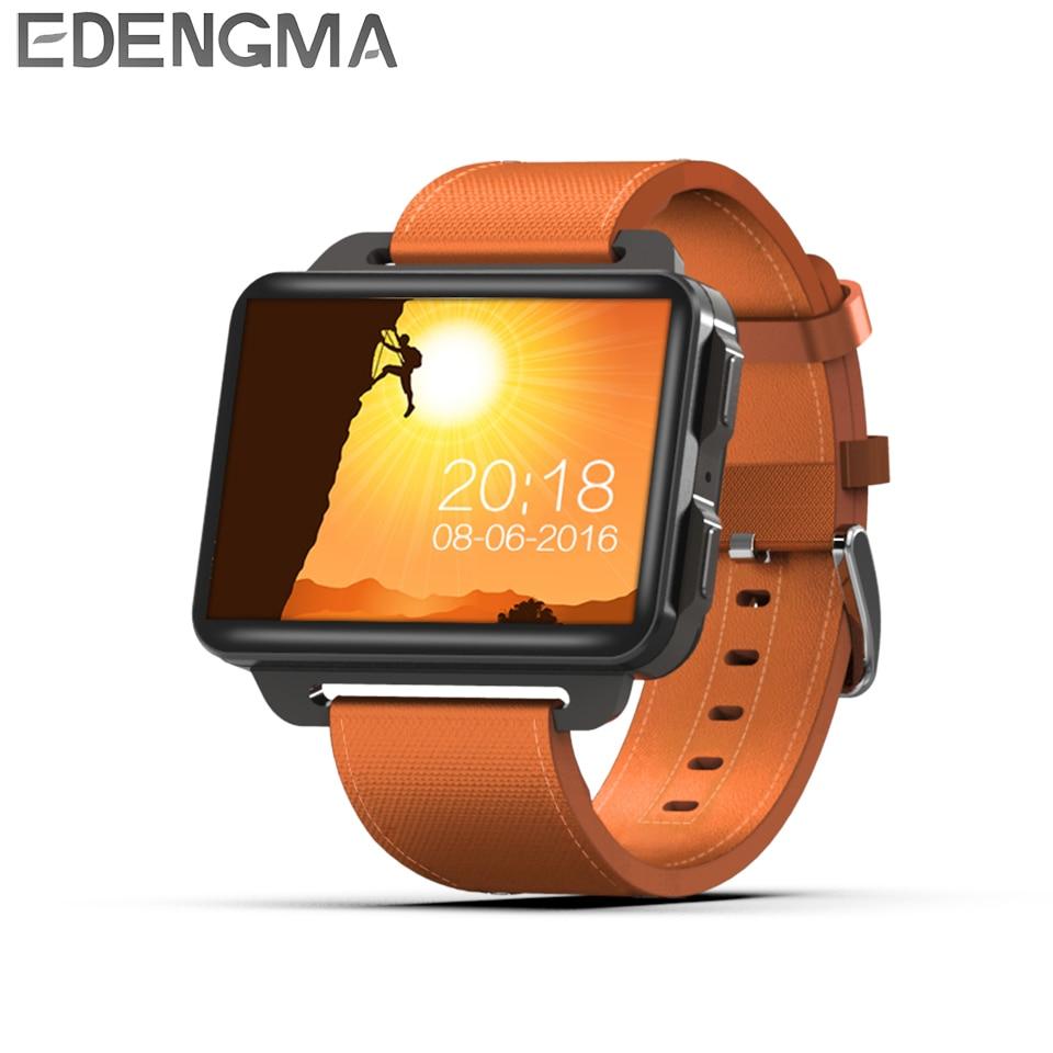 Smart watch DM99 2.2 ''inch IPS sieci 3G wsparcie karty SIM GPS Monitor tętna z kamera do Androida i telefony z systemem iOS w Inteligentne zegarki od Elektronika użytkowa na  Grupa 1
