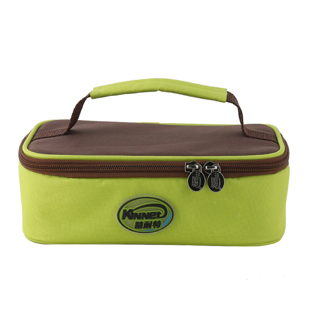 05a1b5ef44a9 Canvas Thicken Pearl Cotton Insulated Lunch Bag for Men Beer Picnic Cooler  Thermal Lunch Bag for