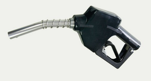 Automatic Dispencing Diesel Fuel Delivery Gun Nozzle For Trucks Tractors halo fuel rod gun 3d paper model