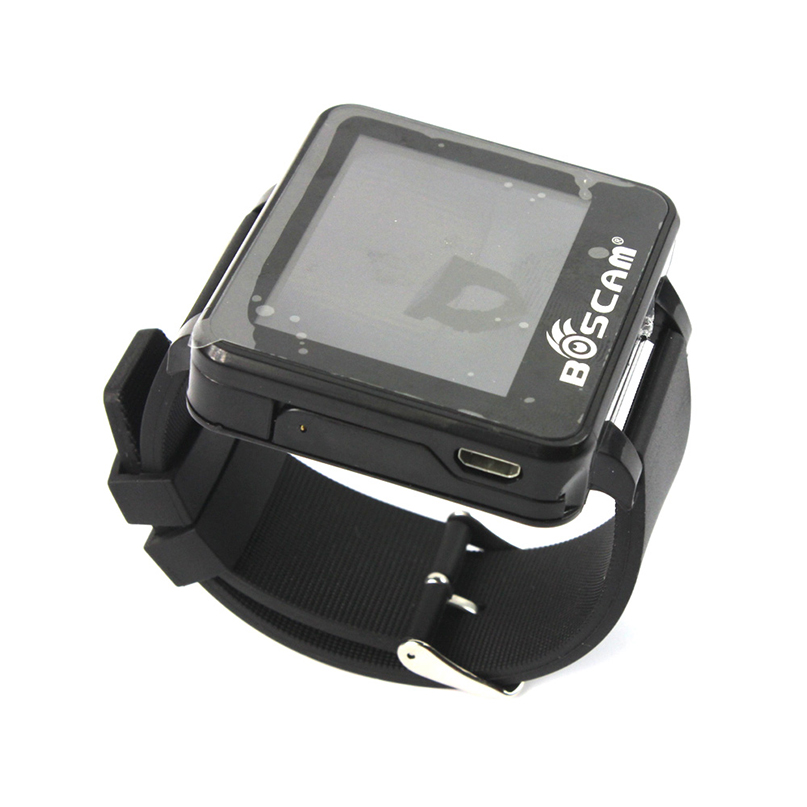 BOSCAM BOS200RC FPV системы 2 дюймов часы носимых г 5,8 Г 32CH HD 240*960 TFT мониторы беспроводной приемник для DIY RC камера Quadcopter Drone