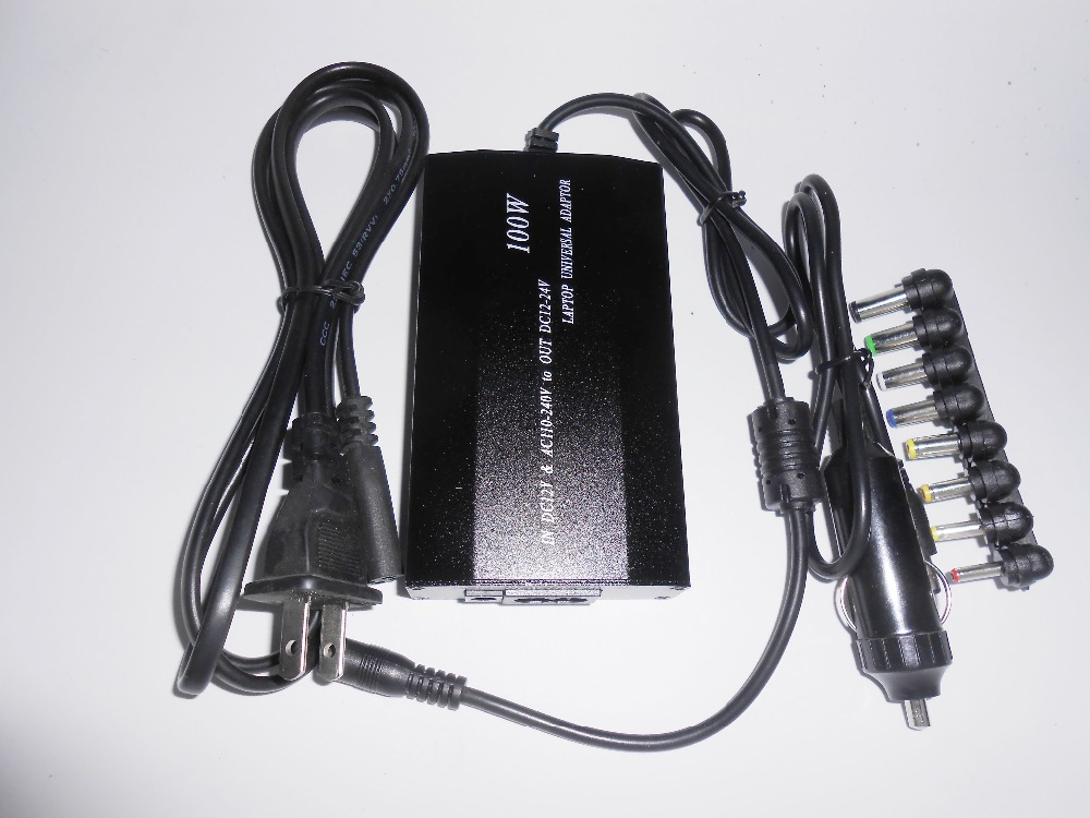 Universal Laptop car Charger for HP for Acer for ASUS for Sony for Toshiba /Mobile Phone USB charger in Car home Pakistan