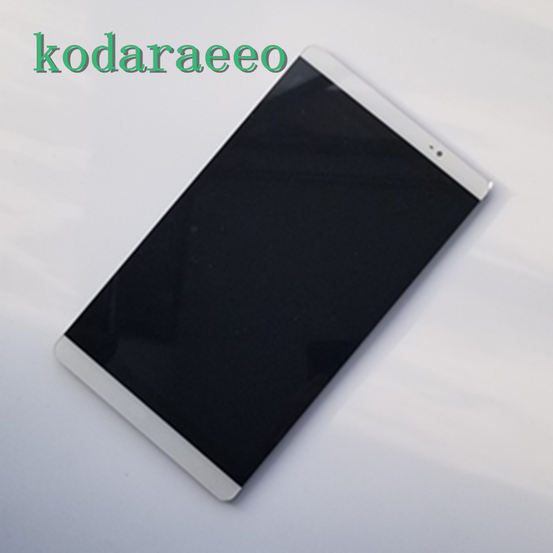 LCD DIsplay+Touch Screen Digitizer Assembly For Huawei Mediapad M2 8.0 M2-801L M2-802L M2-803L White/Gold цена и фото