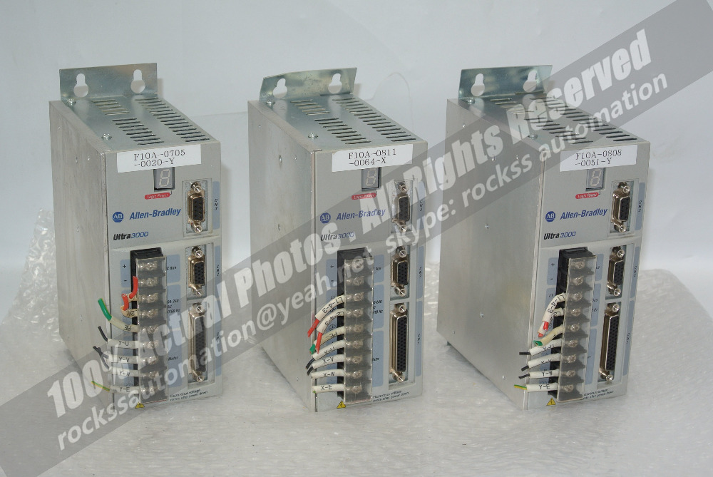 Ultra 3000 Servo Driver 2098-DSD-005 Used In Good Condition With Free DHL 5PCS/SET / EMS dhl ems yaskawa trd y2048 servo motor encoder good in condition for industry use a1