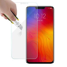 Tempered Glass For Lenovo Z5 Screen Protector 9H 2.5D Phone Protective Film Z 5 L78011 On