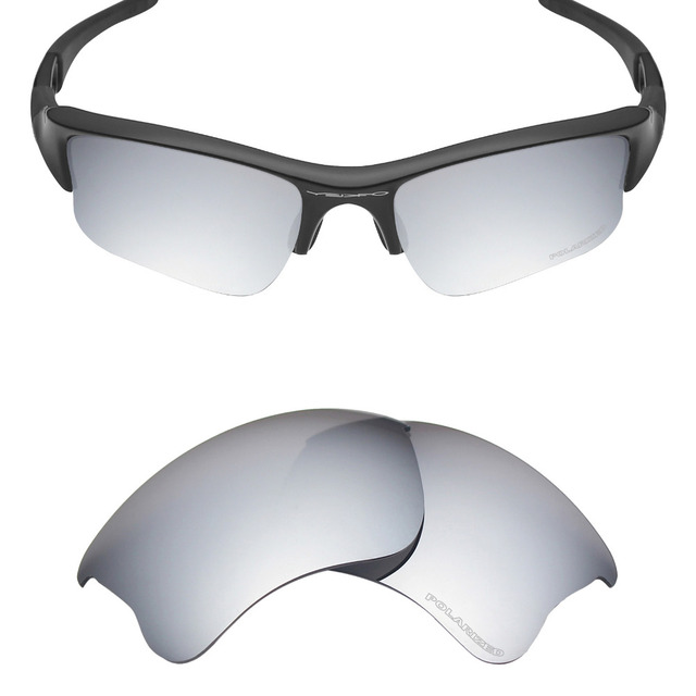 cdeb81c5fdebf Mryok + POLARIZADA Lentes de Reposição para óculos Oakley Flak Jacket  Sunglasses xlj Resistir A Água