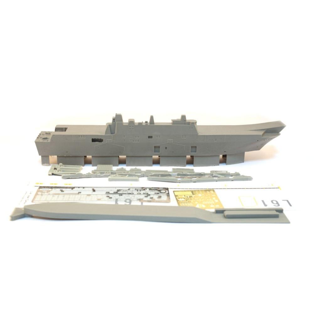 Kit de construcción modelo de nave militar de escala de ensamblaje de plástico OHS naranja Hobby N07018280 1/700 oh-in Kits de construcción de maquetas from Juguetes y pasatiempos    2