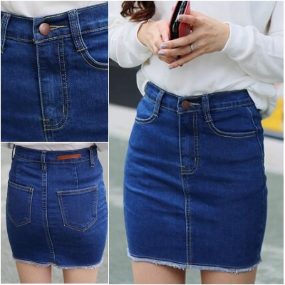 Compare Prices on Short Tight Denim Mini Skirts- Online Shopping ...