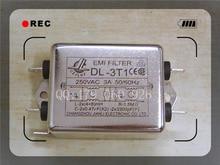 [ZOB] Jianli EMI power filter DL-3T1  –10PCS/LOT