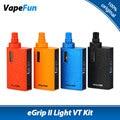 Original 80W Joyetech eGrip II Light VT Kit Internal Battery 2100mAh with 3.5ml E-juice Capacity New eGrip 2 VT Kit E-cigs