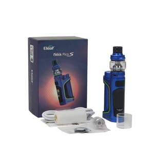 Image 2 - الأصلي iStick بيكو S مع ELLO VATE 6.5 مللي عدة خزان 100 واط iStick بيكو S صندوق وزارة الدفاع مع HW M HW N لفائف سيجارة إلكترونية