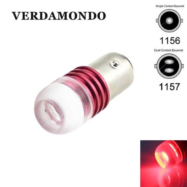 1156 BA15S P21W 1157 BAY15D красный стробоскоп 5630 3SMD супер блестящие светодиодные лампы 12 V автомобиль тормозных сигнала поворота фонарь мигающего светового сигнала