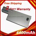 4400 mah batería del ordenador portátil para dell latitude d820 d531 d531n d830 precision m4300 m65 310-9122 312-0393 312-0401