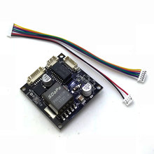 12 Вт 12 В/1 а 38X38 мм IEEE802.3af POE плата модуля для IP камеры безопасности Поддержка SMTSEC все SIP-E серии IP камеры модуль POE-1