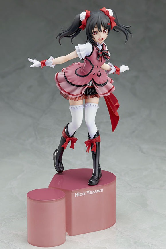 Huong Anime Figure 20 CM Love Live Nico Yazawa PVC Action Figure Collectible Model Toy Dolls