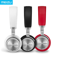 100 Original MEIZU Wired Headphone HD50 Subwoofer HiFi Headband Earphone Cool Appearance High Quality Low Distortion