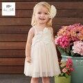 DB3421 dave bella princesa del verano del bebé cabritos del vestido de cumpleaños vestido del bebé queso weddingl ropa muchachas del vestido vestido de Lolita