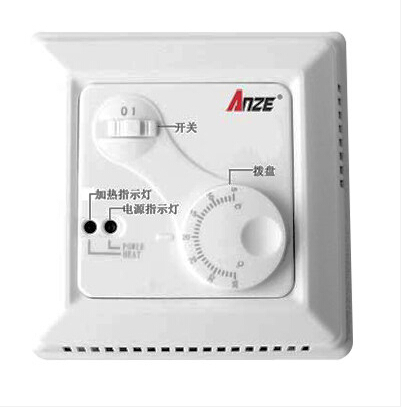 Anze mechanical dual temperature control electric heating thermostat thermostat heating cable special breeding thermostat AZ155 taie thermostat fy800 temperature control table fy800 201000