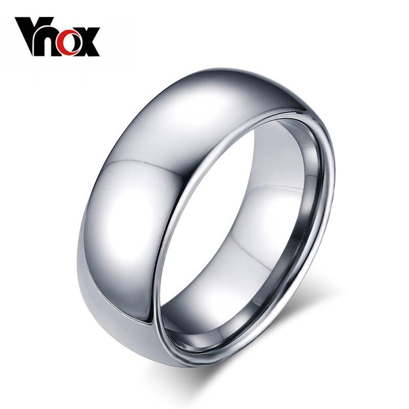 Mariage rotatif classique Anneau Chaîne Anneau hommes et femmes en acier inoxydable