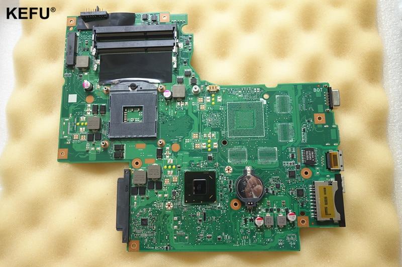 BAMBI MAIN BOARD REV 2.1 fit for lenovo G700 laptop motherboard 17.3 inch screen HM76 DDR3 SLJ8E,item new!! 24 rev 30