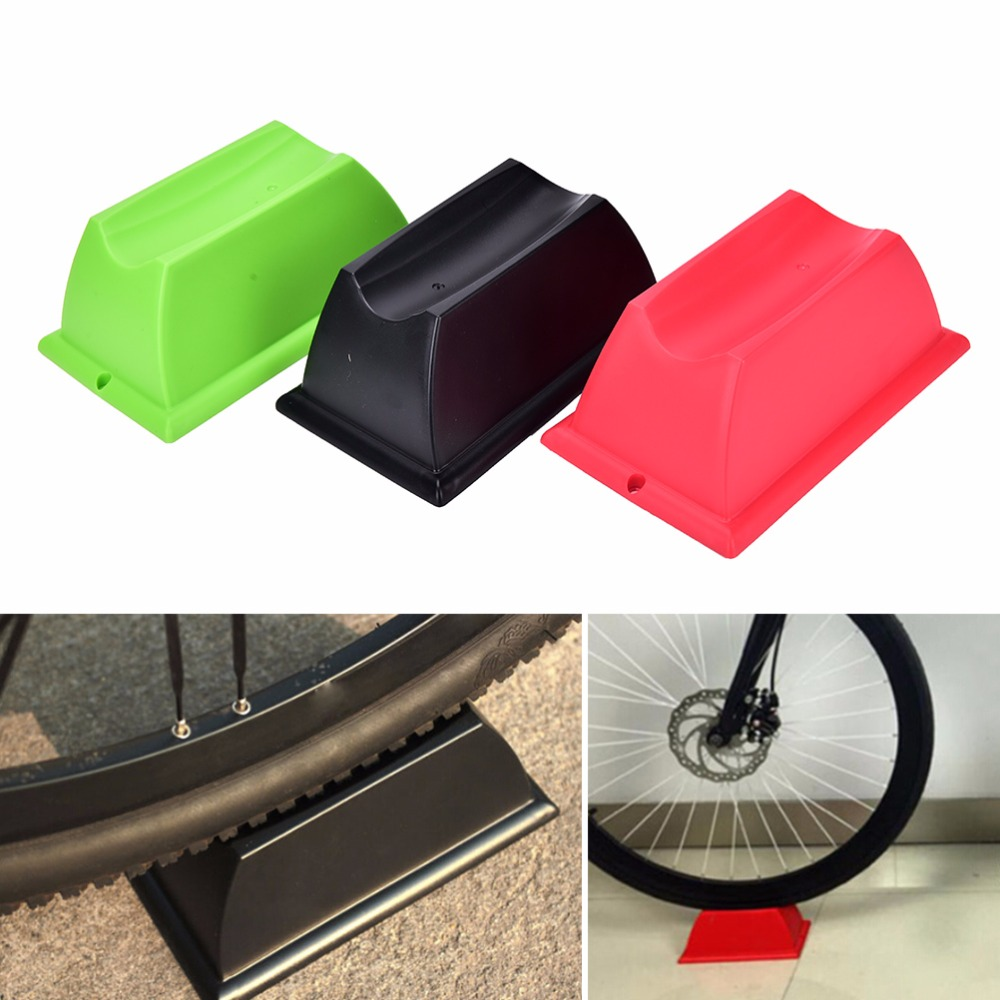 Bicycle Bike Turbo Trainer Front Wheel Support  Block Riser BEST