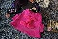 Los Niños coreanos 2017 Años Niñas Mantones del Capote de Lana de Pelo Pequeño Fragante Decorativo Capa de Los Niños