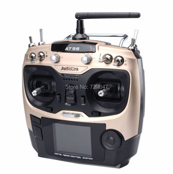 радиоуправляемые вертолеты | Новая радиоуправляемая система радиолинка AT9S R9DS DSSS & FHSS 2,4G 9CH передатчик и приемник для квадрокоптера вертолета