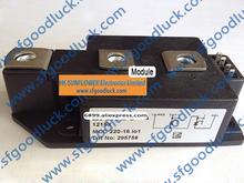 MCC220-16IO1 moduł tyrystorowy tyrystor dioda moduł SCR 1600 V 2x250A Y2-DCB waga (typowe w tym śruby) 320g tanie tanio Fu Li