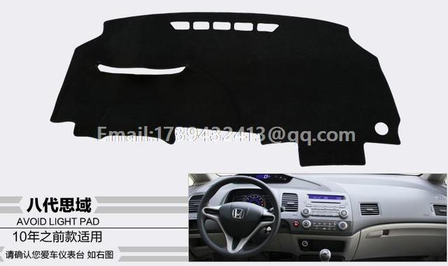 Para Honda Civic Si Type R 2006 2007 2008 2009 2010 2011 8th DX G
