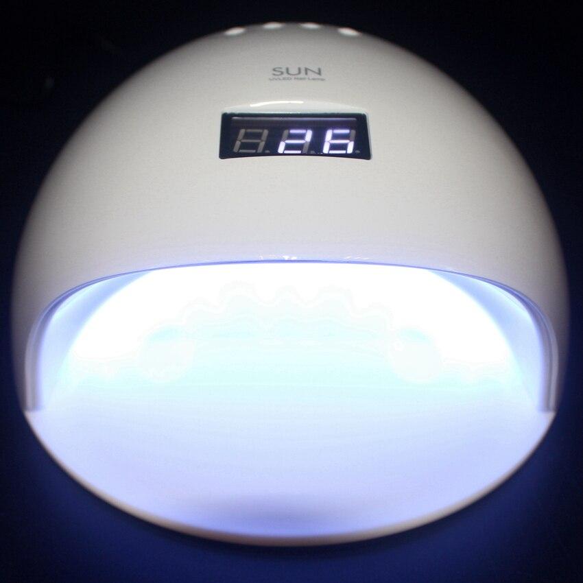 Hot Sale 48W UV Led Lamp For Drying Gel Nail Polish Ice Lamp SUN ...