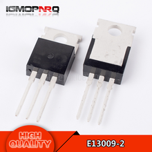 10pcs/lot MJE13009 E13009-2 13009 E13009 TO-220 High Voltage Fast-Switching NPN  Transistor new original