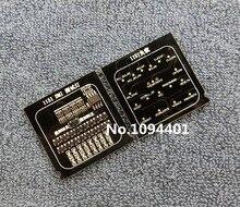 1 шт. * Фирменная Новинка LGA1151 LGA 1151 Процессор Разъем тестер эквивалент нагрузки поддельные нагрузки с светодио дный индикатор
