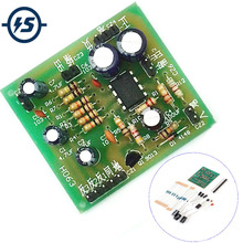 Electronic DIY Kit Classic Operational Amplifier Circuit Experimental Board OP A