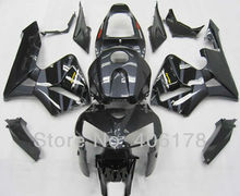 Hot Sales,High Grade Fairing For Honda CBR600RR F5 2005-2006 CBR 600 RR Motorcycle Gray Black Fairing Set (Injection molding)