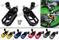 CNC Aluminum Chain Adjusters with Spool Tensioners Catena For Yamaha YZF R6 2006 2007 2008 2009 2010 2011 2012 2013 2014-2016